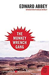 Books Set In Arizona: Monkey Wrench Gang by Edward Abbey. Visit www.taleway.com to find books from around the world. arizona books, arizona novels, arizona literature, arizona fiction, best books set in arizona, popular books set in arizona, books about arizona, arizona reading challenge, arizona reading list, phoenix books, tucson books, arizona books to read, books to read before going to arizona, novels set in arizona, books to read about arizona, arizona authors, arizona packing list, arizona travel, arizona history, arizona travel books
