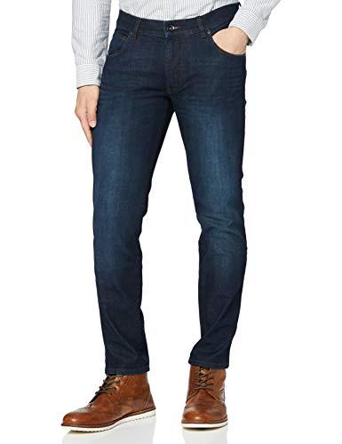 Bugatti Herren 3038D-76683 Jeans, Dunkelblau Stone, 3632