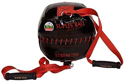Suples Ball - Strength (Fitness, Bulgarian Bag, Crossfit, Wrestling, Judo, Grappling, Functional Training, MMA, Sandbag, Core, Medicine Ball) (17)