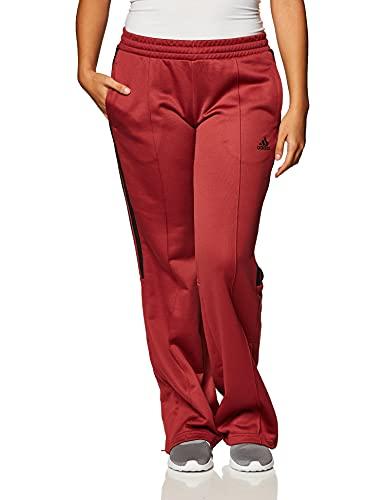 adidas W New A Wide Pt – Pantaloni da Donna, Donna, Pantaloni, GD9030, Rosso (rojleg), XXL