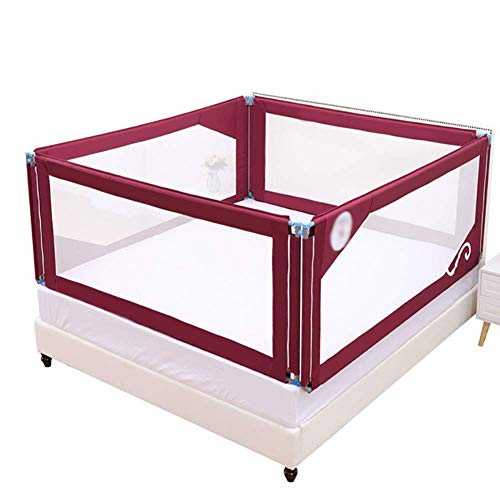 Affordable PNFP Baby Playpen Baby Anti-Fall Bed Guardrail Baffle Newborn Infant Child Prevention Big...