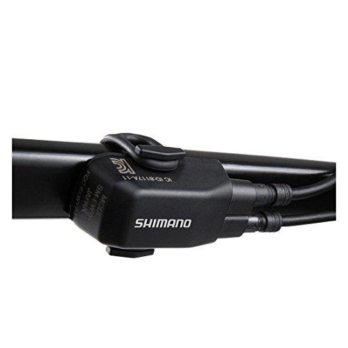 Shimano D-Fly Di2 2Xetube T Transmisor, Unisex Adulto, Azul, Talla Única