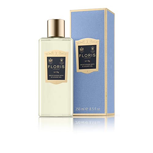 Floris London No. 89, Dusch- und Badegel, 250 ml