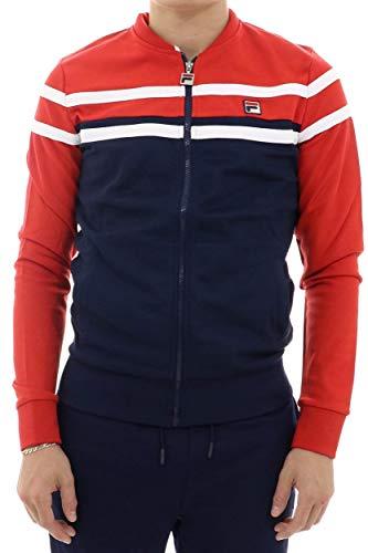 Fila Naso Jacket Peach/Chinese Red/White LG
