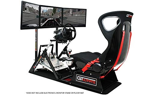 Siguiente Nivel Racing GT Ultimate V2 Completo simulador Cabina (PC, Xbox, PS4)
