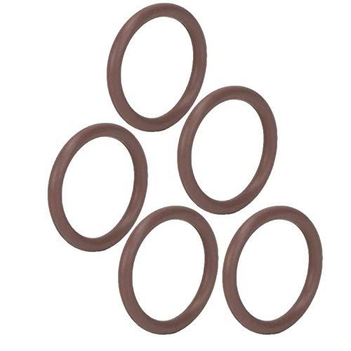 Cilindro de buceo Junta tórica Alta confiabilidad Excelentes características Equipo de buceo de buceo importado, para diferentes necesidades, para la mayoría de(18.72 * 2.62)