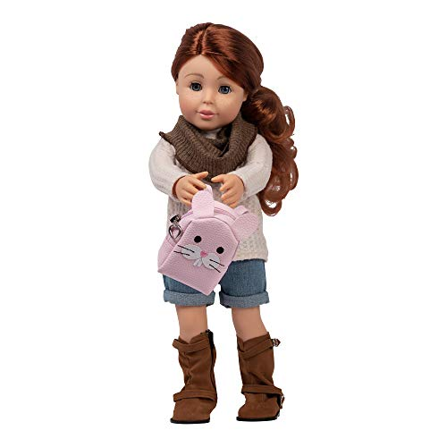 Adora Amazing Girls 18 Doll (Amazon Exclusive), Sweater Weather Sam