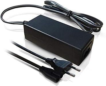 Reemplazo del Cable de DC 24V Adaptador Fuente de alimentación de Corriente para Xbox 360, One Microsoft, Sony PS2, PS3, PS4, Logitech G25, G27, G29, G920, G940 Racing Volante Wheel Controller Pedals