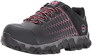 Timberland PRO Women's Powertrain Sport Alloy Safety Toe Shoe