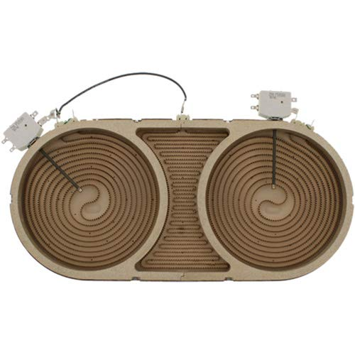 AP5967645 - ClimaTek Direct Replacement for Samsung Stove Range Oven Radiant Heating Element