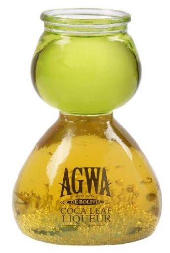 AGWA de Bolivia Glas