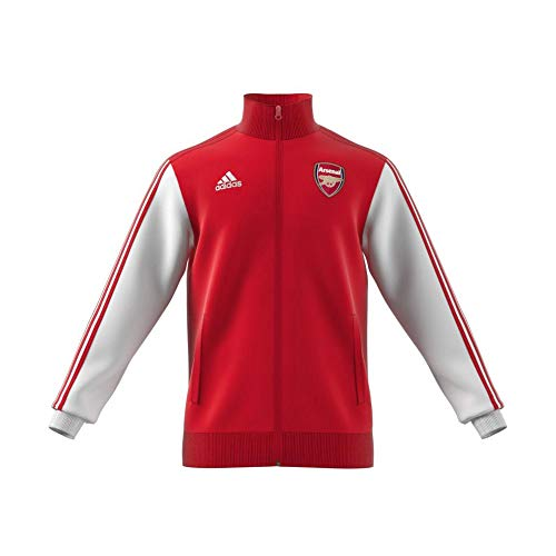 adidas 2020-2021 Arsenal 3S Track Top (Red)