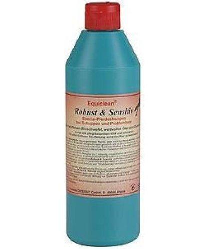 Equiclean ROBUST & SENSITIVE Spezial-Pferdeshampoo bei Schuppen und Problemhaar 500 ml