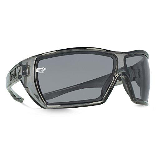 gloryfy unbreakable eyewear Sonnenbrille G12 Titan TRF POL, grau