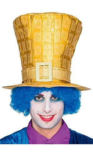 Chistera de sombrerero en varios colores