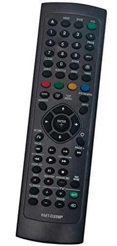 ALLIMITY RMT-D258P Telecomando Sostituisci per Sony DVD HDD Recorder RDR-DC205 RDRDC100 RDRDC200 RDRDC205 RDR-DC105 RDR-DC200 RDR-DC100 RDRDC105
