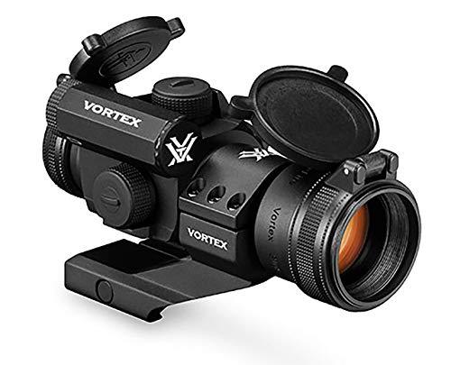 Vortex Optics Strikefire II Red Dot Sight- 4 MOA Red Dot, Black