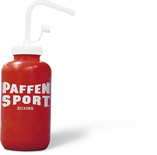Paffen Sport Coach PRO Sport-Trinkflasche – rot – 1 Liter