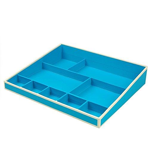 Semikolon Desktop Organizer Turquoise