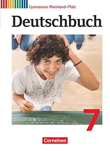 Deutschbuch Gymnasium - Rheinland-Pfalz - 7. Schuljahr: Schülerbuch