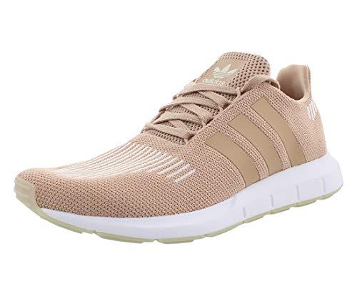adidas Originals Women's Swift Running Shoe ,ash pearl/off white/white, 9.5 M US