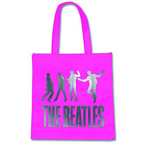 Rock Off Retail Limited Rock Off Beatles (the) - jump eco-shopper violet (tas)