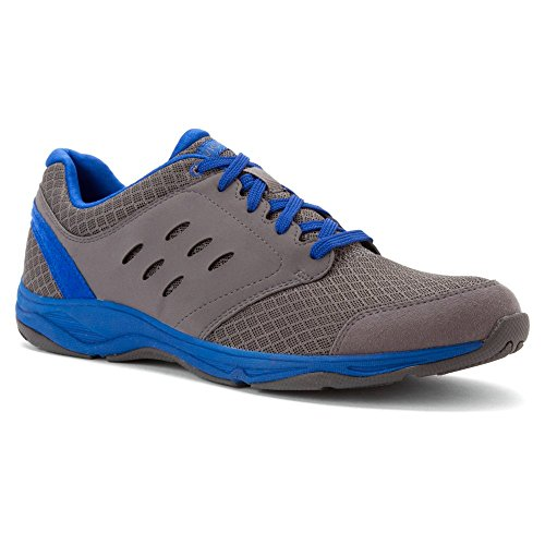 Vionic Contest Men's Mesh Athletic Shoe with Orthotics