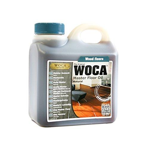 Woca Master Oil Natural 1 Liter