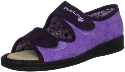 Padders Lydia 414/10, Damen Schlupfschuhe, Violett (Purple), 41 EU / 7 UK