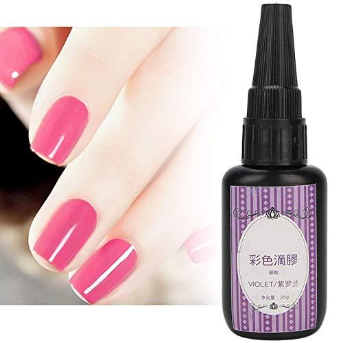 Botella pequeña boca herramienta de arte de uñas esmalte de uñas en gel, gel de uñas DIY, salón de uñas...