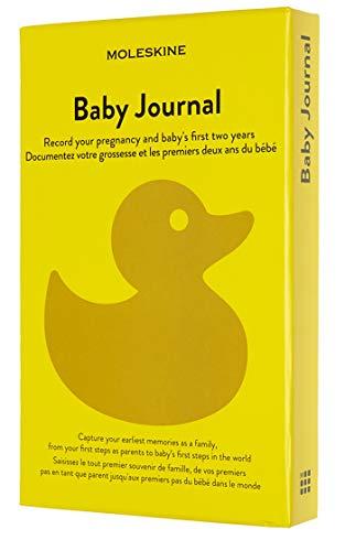 Moleskine Babydagboek, Thema-Notitieboek (Hardcover Notitieboek, 13 x 21 cm, 400 Paginas)