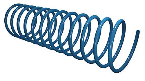 Spiral-Ersatzschlauch für Braun Munddusche (blau)