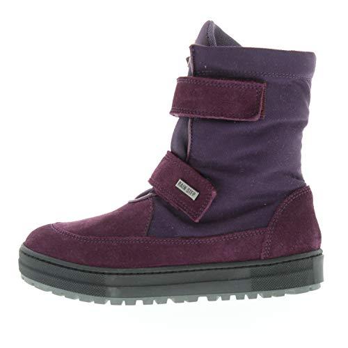 Naturino. Schuhe für Mädchen Winterstiefel Gstaad Prugna 0013001220019103 (30 EU)