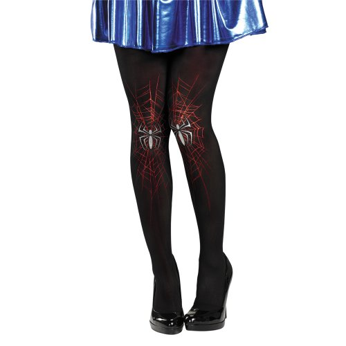 D-guisez 39614DI ADULTE SPIDER-GIRL PANTYHOSE