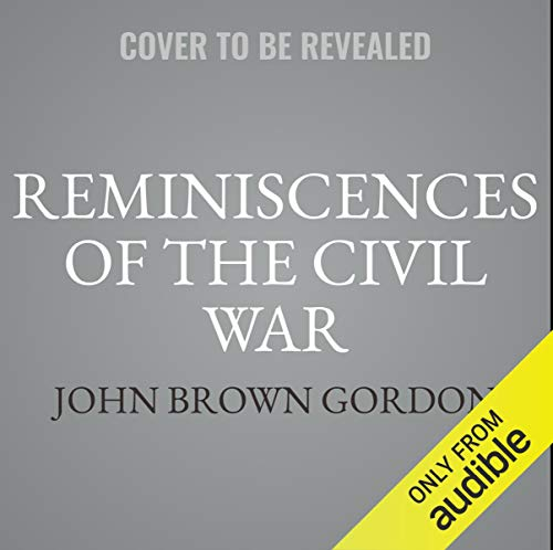 Reminiscences of the Civil War audiobook cover art