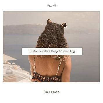 Instrumental Easy Listening Ballads, Vol. 08
