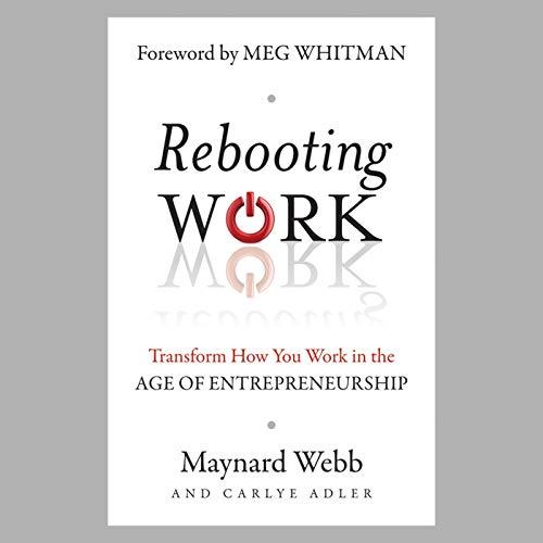 Couverture de Rebooting Work