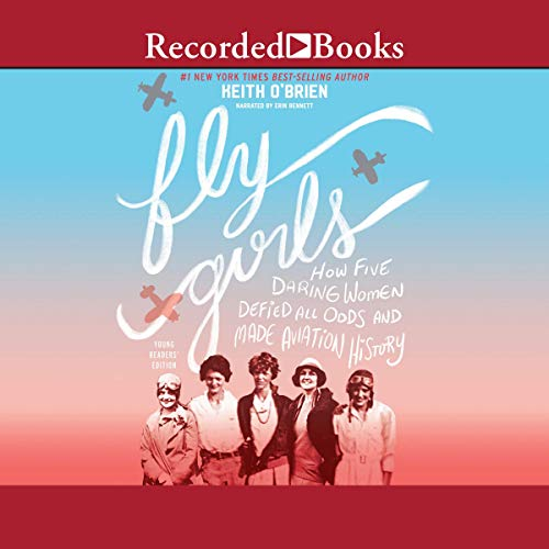 Fly Girls (Young Readers Edition) cover art