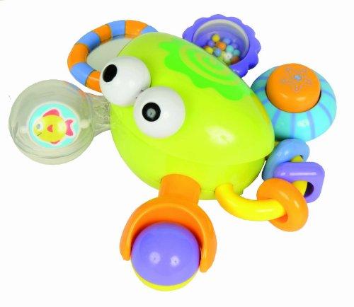 Babysun Jeu Electronique en plastique Rouli'Crabie Vert