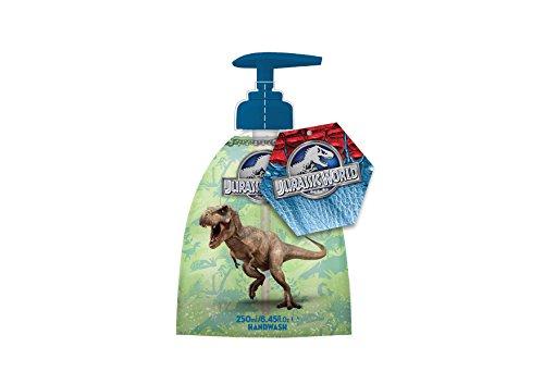 Jurassic World Savon Liquide pour les Mains 250 ml