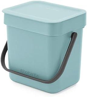 Brabantia Food Waste Caddy, Mint, Small