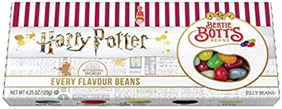 Jelly Belly Harry Potter Bertie Bott's Every-Flavour Beans - 4.25 oz Gift Box - Official, Genuine, Straight from The Source