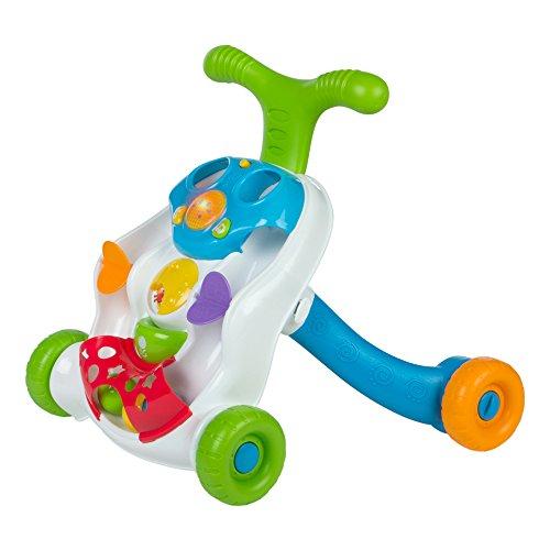 winfun Baby-Lauflernwagen mit Aktivitäten (Farbe Baby 44528)