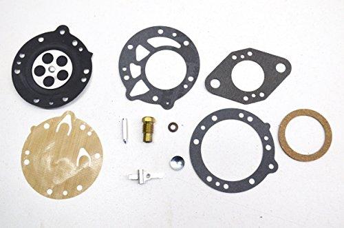 Price comparison product image RK-88HL Tillotson HL Carburetor Repair Kit for Homelite WIZ ZIP & Other Vintage
