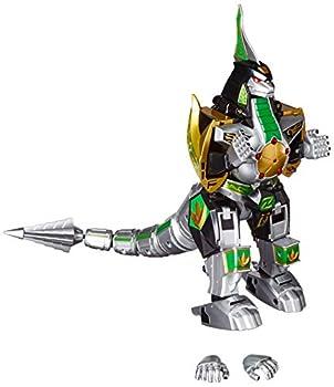 Mighty Morphin Power Rangers Legacy Green Dragonzord Green