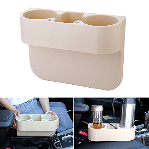 Heart Horse Car Gap Filler, Console Side Pocket, Car Seat Pocket Organizer for Cellphones Wallet Coin Key and Cup Holder Suitable