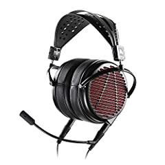 Performance - The LCD-GX is designed to be the best in audio performance for Gamers. It's based on our rave-reviewed LCD series headphones, so it has a 100mm/4 inch diameter driver – about 2x the size of other gaming headphones. This gives the GX mor...