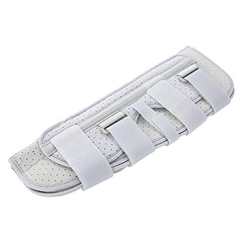 Beada Panel de rodillas, inmovilizador ajustable, para después de la cirugía, para recuperar la rodilla y aliviar la carga de la rodilla.