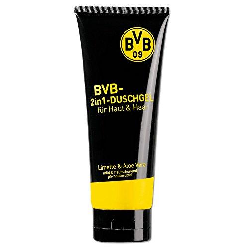 Borussia Dortmund, BVB-2in1-Duschgel, schwarz, 0