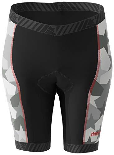 Zimtstern Misza Evo Liner WMNS Pantalon d'intérieur pour Femme L Pirate Black/Gun Metal